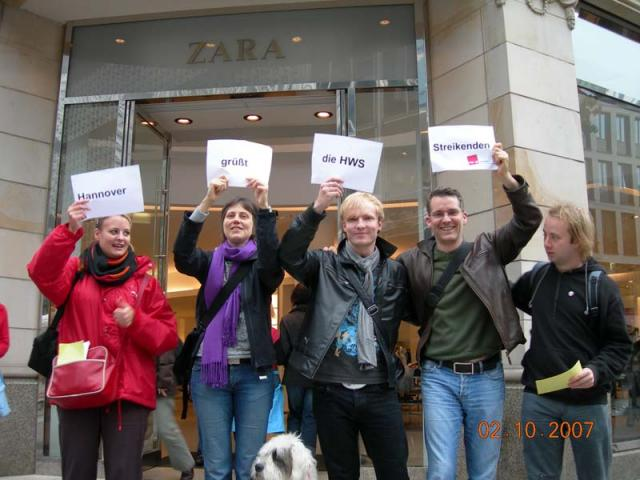 Soli Hannover Zara