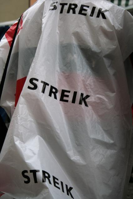 Streik!